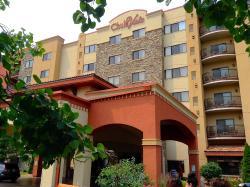 Condo Entrance of Chula Vista Resort