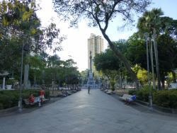 Largo do Campo Grande ( Praça 2 de Julho )