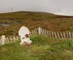 Betty Corrigall's Grave