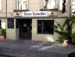 Cafe Anna Koschke