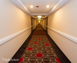 Jubilee Tower Hallway at the Bally's Las Vegas