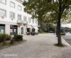 Street at the Jeronimos 8