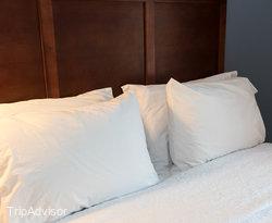 The Queen Suite at the Hampton Inn & Suites Wells-Ogunquit