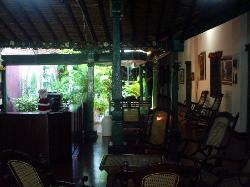 Hotel San Andres Mompos