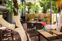 BLU 36 Garden & Restaurant