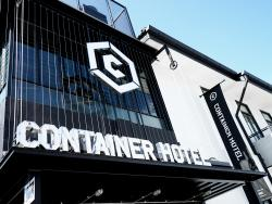 Container Hotel Penang