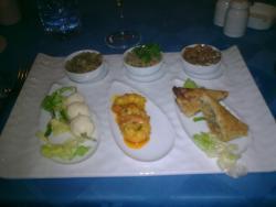 Restaurant Mudan Hotel Mercur