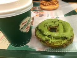 Krispy Kreme Donuts Kita Senju Lumine