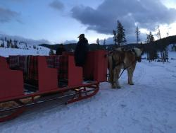 Dinner Sleigh Ride