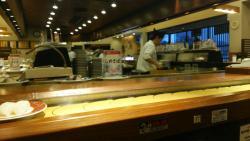 Daikisuisan Rotating Sushi Kashihara