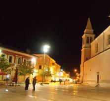 Ul. Boze Milanovica Shopping Street