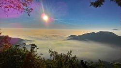 Dieng Plateau Sunrise View Point