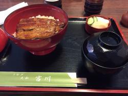 Miyagawa Eel Restaurant