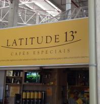 Latitude 13°