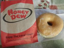 Honey Dew Donuts Hyannis