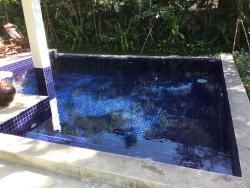 Prachtig gezellig zwembad
