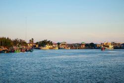 Pak Nam Pran Fishing Village