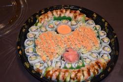 Sushi In The Sky