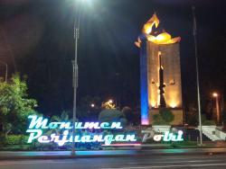 Monumen Perjuangan POLRI