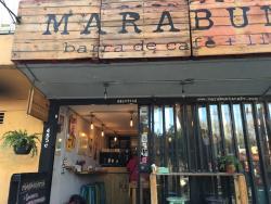 Marabunta Barra de Cafe + Libreria