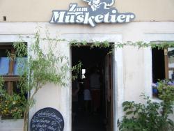 Zum Musketier