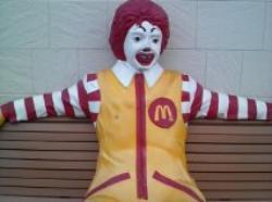 McDonald's Kofu Alps-dori