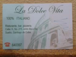 Ristorante Italiano la Dolce Vita