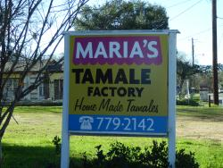 Maria's Tamale Factory