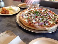 Round Table Pizza - Kailua