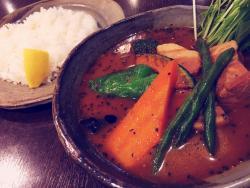 Soup Curry Restaurant Satsuma Goya Tenmonkan
