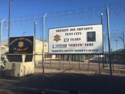 Tent City Jail