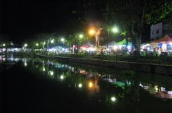 Mae Hong Son Walking Street Night Market