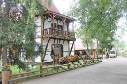 Restaurant-Museum Kolyba
