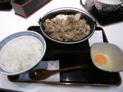 Yoshinoya Shinagawa Eki Kounanguchi
