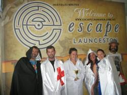 Escape Launceston