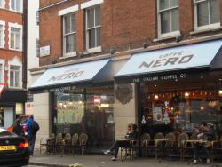 Caffe Nero - Frith Street
