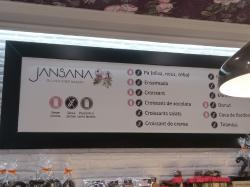 Pastelería Jansana Gluten Free