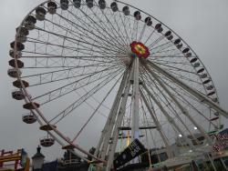 La célèbre roue de Vienne