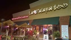 La Palapa Too Mexican Grill