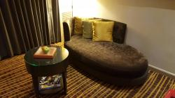 Great services, spacious room and value for money booking package