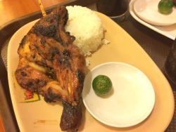 Surely my favorite food. Chicken BBQ is so good!