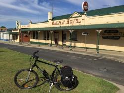 The Railway Motel - Myrtleford
