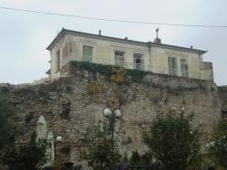 Drama's Castle (Byzantine Walls)