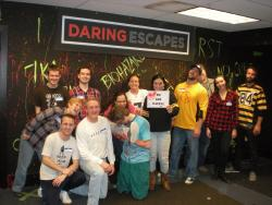 Daring Escapes