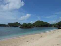 Clungup Beach