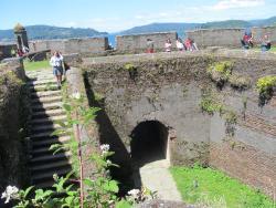 Castillo San Sebastian de la Cruz