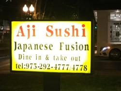 Aji Sushi Japanese Fusion