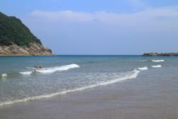 Ishinami Beach