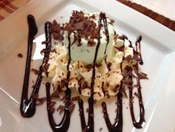 Semifreddo Menta e Cioccolato fatto in casa