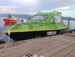 Rocksteady Speedboat Lombok - Gili Islands Transfer